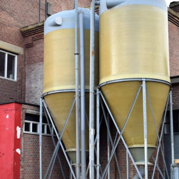 Biomassa installatie Spinnerij Oosterveld