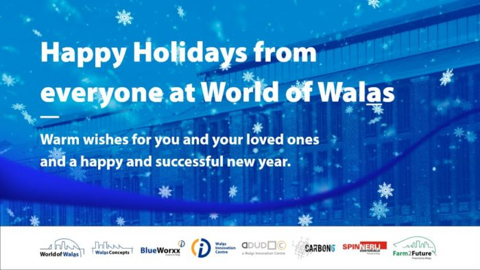Happy holidays from World of Walas