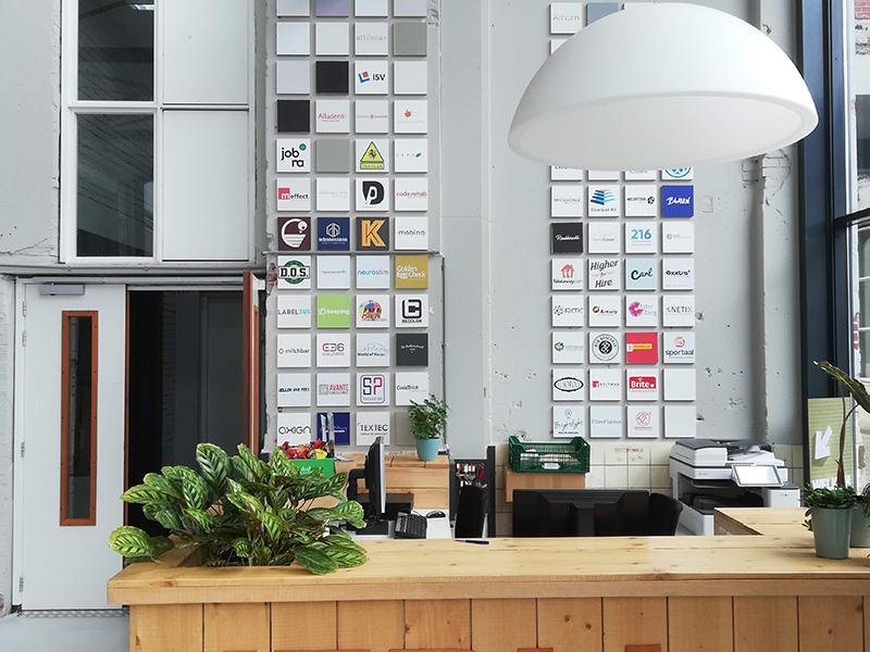 Spinnerij Oosterveld is de plek voor ondernemers in Enschede